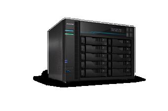 ASUSTOR AS6510T 10 Bay Lockerstor 10 NAS Intel Atom C3538 Quad Core 2.1GHz 8GB