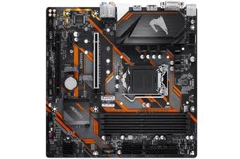 Gigabyte B365 M AORUS ELITE motherboard LGA 1151 (Socket H4) Micro ATX Intel