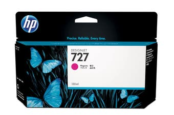 New Genuine HP 727 130ml Magenta DesignJet Ink Cartridge