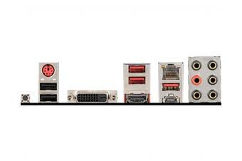 MSI B450 Tomahawk Max motherboard Socket AM4 ATX AMD B450