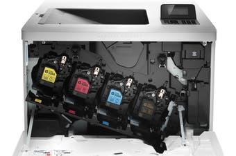 HP Color LaserJet Enterprise M553dn Colour 1200 x 1200 DPI A4