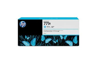 HP 771B Light Cyan Original 1 pc(s)
