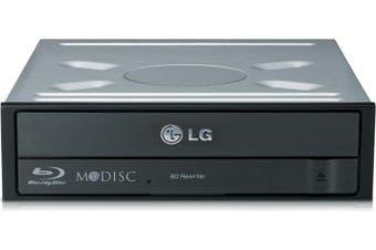 LG BH16NS55 optical disc drive Internal Black Blu-Ray DVD Combo