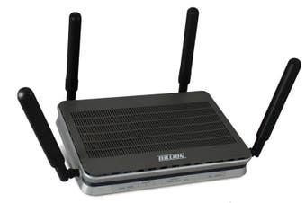 Billion BIPAC 8900AX-2400 wireless router Tri-band (2.4 GHz / 5 GHz / 5 GHz)