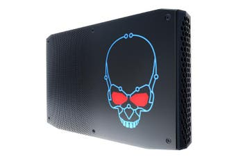 Intel NUC BOXNUC8I7HNKQC4 PC/workstation 8th gen Intel® Core™ i7 i7-8705G 16 GB