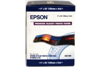 EPSON Premium Glossy Photo Banner Roll Paper