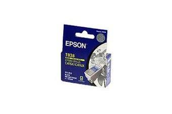 Epson T038 Original Black