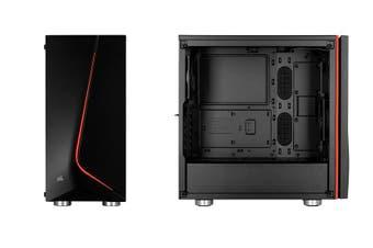 Corsair Carbide SPEC-06 Midi Tower Black