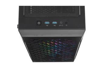 Corsair iCUE 220T RGB Airflow Midi Tower Black