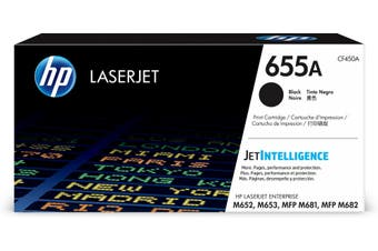 HP 655A Original Black 1 pc(s)
