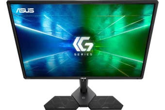 "ASUS CG32UQ computer monitor 80 cm (31.5"") 3840 x 2160 pixels 4K Ultra HD Black"
