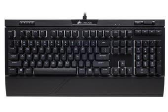 Corsair STRAFE RGB MK.2 keyboard USB QWERTY English Black