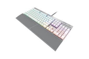 Corsair K70 RGB MK.2 SE keyboard USB QWERTY English Aluminium,Grey