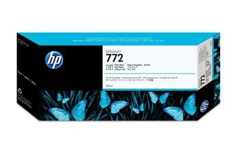 New Genuine  HP 772 300-ml Photo Black DesignJet Ink Cartridge