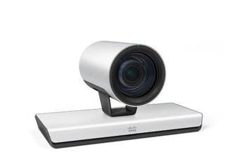 Cisco Precision 60 webcam 1920 x 1080 pixels RJ-45 Black,Silver