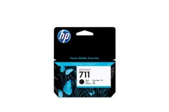 New Genuine  HP 711 38-ml Black DesignJet Ink Cartridge