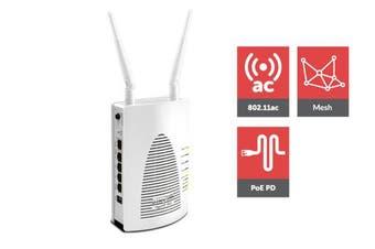 Draytek Vigor AP903 802.11ac (AC 1200) Mesh AP 5Giga LANs (1PoE), Dual Band