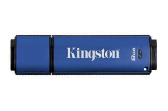 Kingston Technology DataTraveler Vault Privacy 3.0 8GB USB flash drive USB