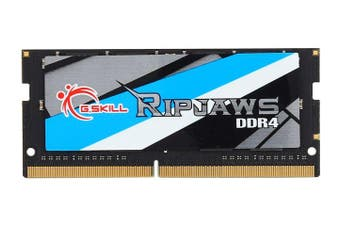 G.Skill Ripjaws SO-DIMM 16GB DDR4-2400Mhz memory module