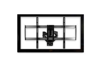 StarTech.com Full-Motion TV Wall Mount - Premium - Silver
