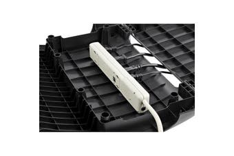 StarTech.com Ergonomic Rocking Foot Rest with Cable Management