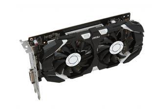 MSI GTX 1050 Ti 4GT OCV1 NVIDIA GeForce GTX 1050 Ti 4 GB GDDR5