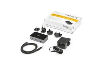 StarTech.com 4-Port USB-C Hub 10 Gbps - 3x USB-A & 1x USB-C - Powered