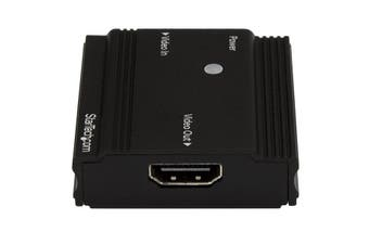 StarTech.com HDMI Signal Booster - HDMI Extender - 4K 60Hz