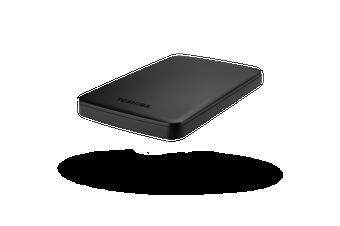 Toshiba 2TB CANVIO® BASICS PORTABLE HARD DRIVE STORAGE. 3 Years Warranty. (new