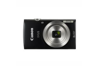 Canon IXUS185BK IXUS 185 DIGITAL CAMERA BLACK