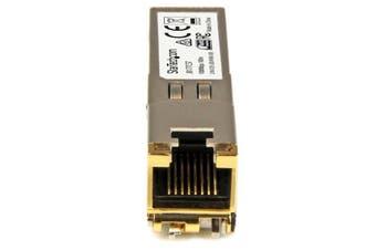 StarTech.com HPE J8177C Compatible SFP Module - 1000BASE-T - SFP to RJ45