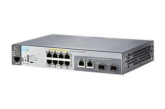 Hewlett Packard Enterprise Aruba 2530 8 PoE+ Managed L2 Fast Ethernet (10/100)