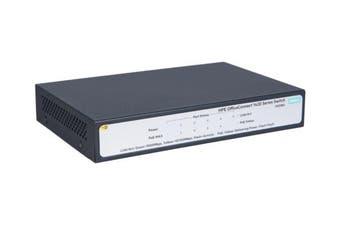 Hewlett Packard Enterprise OfficeConnect 1420 5G PoE+ (32W) Unmanaged L2 Gigabit