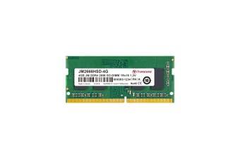 Transcend JetRam DDR4-2666 Unbuffered SO-DIMM 4GB