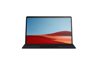 Microsoft Surface Pro X - Black, Microsoft SQ1, 8GB RAM, 128GB SSD, 13' Display,