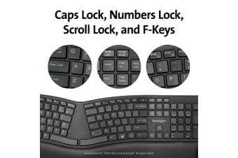 Kensington K75401US keyboard Black