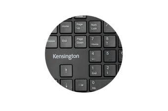Kensington K75406US keyboard Black
