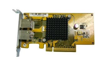 QNAP LAN-1G2T-D networking card WLAN 1000 Mbit/s Internal