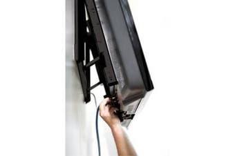OmniMount LPHDM-T flat panel wall mount Black