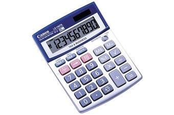 Canon LS-100TS calculator Desktop Basic Blue,White