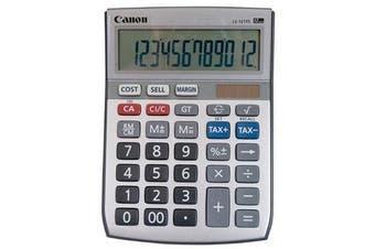 CANON LS121TS CALCULATOR DESKTOP TAX 12 DIGIT