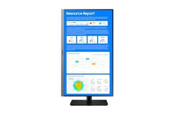"Samsung LS24R650FD 61 cm (24"") 1920 x 1080 pixels HD LED Black, Gray"