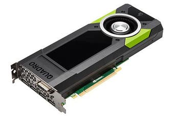 LEADTEK nVidia Quadro M5000 PCIe Workstation Card 8GB DDR5 4xDP DVI-I DL