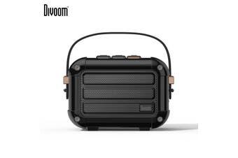 Divoom Macchiato Bluetooth Speaker Macchiato Bluetooth Speaker - Black Black