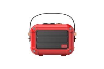 Divoom Macchiato Bluetooth Speaker Macchiato Bluetooth Speaker - Red Red Colour