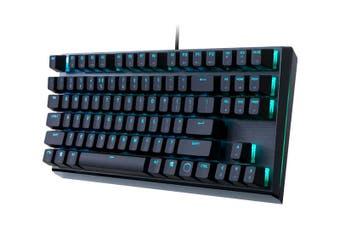Cooler Master Gaming MK730 keyboard USB QWERTY US English Metallic