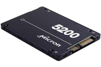 "Micron (Crucial) Micron 5200 ECO 3.84TB 2.5"" SATA TCG Enabled Enterprise Solid"