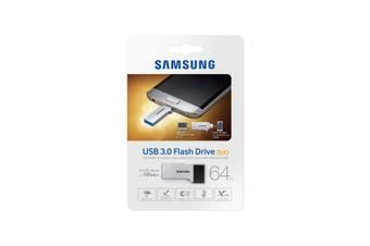 Samsung DUO USB flash drive 64 GB USB Type-A / Micro-USB 3.2 Gen 1 (3.1 Gen 1)