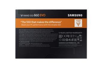 "Samsung 860 EVO 2.5"" 2000 GB Serial ATA III MLC"