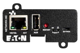 Eaton NETWORK-M2 networking card Ethernet 1000 Mbit/s Internal